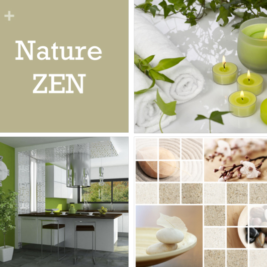 Style nature zen moncalmeld co - Deco interieur nature ...
